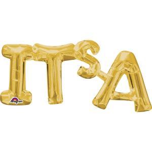 It's A