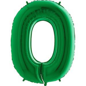 Ballongsiffra grön