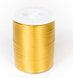 Ballongsnöre - Guld 500 m * 4,8 mm