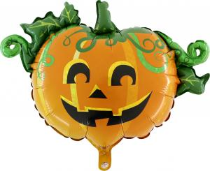 Folieballong - Linky Scary Pumpkin 43 cm