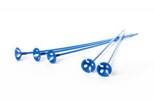 Ballongpinnar - Blå 10-pack