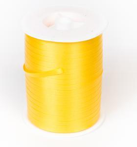 Ballongsnöre - Gult 500 m * 4,8 mm