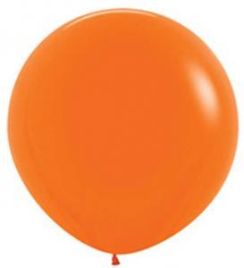 Jätteballong i guld