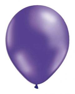 Neonlila ballonger