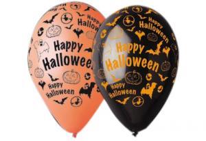 Halloweenballonger