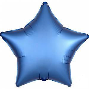 Stjärna Satin Azure