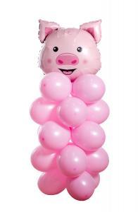 Ballongpelare - Pig Head
