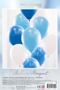 Balloon Bouquet - Baby Blue