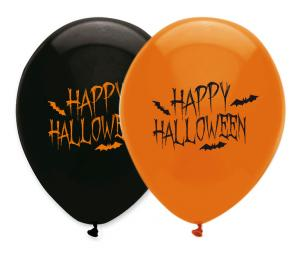 Latexballonger - Halloween 10-pack