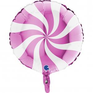 Swirly Vit-Rosa 45 cm