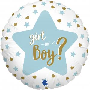 Folieballong - Gender Reveal