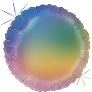 Folieballong - Colourful Rainbow