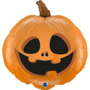 Folieballong - Pumpkin 75 cm