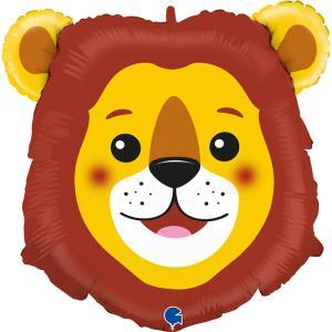Lion Head Shape