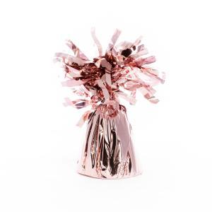 Ballongtyngd - Folie Rose Gold 160g
