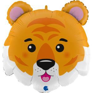 Tiger Head Shape