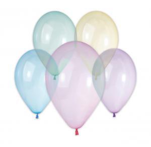 Latexballonger Premium - Crystal Rainbow 33 cm 10-pack