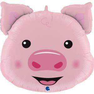 Pig Head Shape