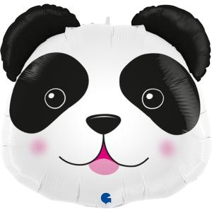 Panda Head Shape