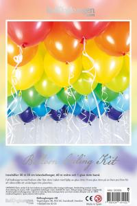 Balloon Ceiling Kit - Rainbow
