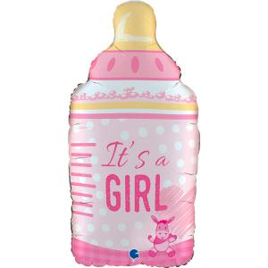 Bottle It´s a Girl Shape