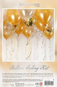 Balloon Ceiling Kit - Cheers
