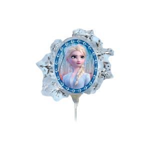 Folieballong Mini - Frost 2 Mini Shape