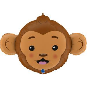 Monkey Head Shape