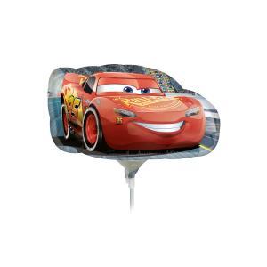 Folieballong Mini - Blixten McQueen 35 cm