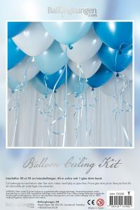 Balloon Ceiling Kit - Baby Blue