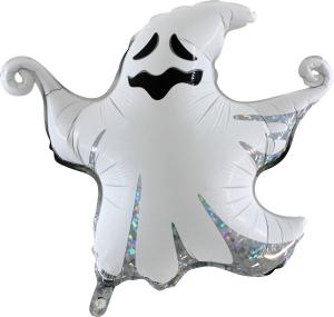 Folieballong - Linky Scary Ghost 43 cm