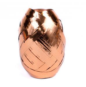 Ballongsnöre - Metallic Rose Gold 20 m * 7 mm