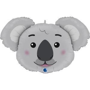Koala Head Shape