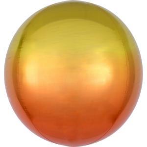Ultrashape - Orbz Gul/Orange