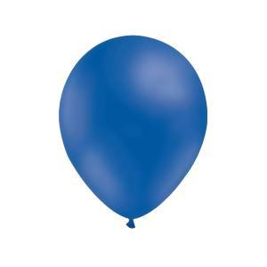 Blå små ballonger
