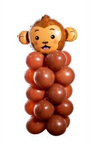 Ballongpelare - Monkey Head