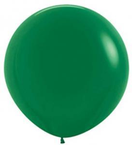 Jätteballong - Grön 90 cm