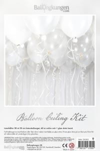 Balloon Ceiling Kit - White