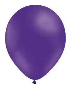 Lila ballonger