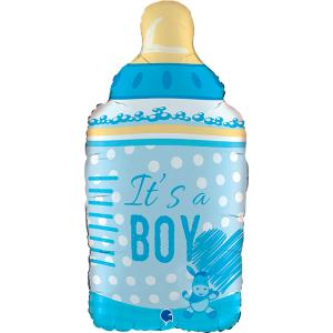 Bottle It´s a Boy Shape