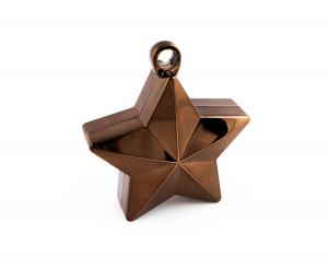 Ballongtyngd - Stjärna Chocolate 150g