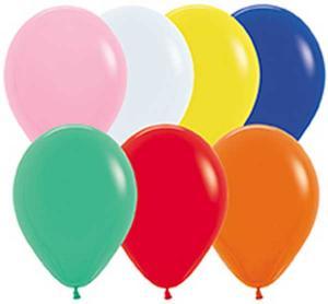 Latexballonger - Blandade färger 41 cm 50-pack
