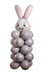 Ballongpelare - Bunny Head