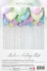 Balloon Ceiling Kit - Pastel