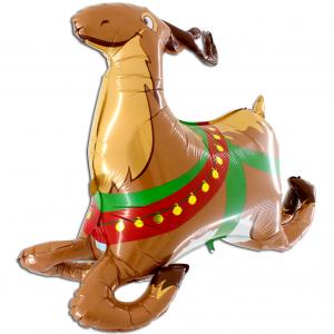 Folieballong - Linky Reindeer 109 cm