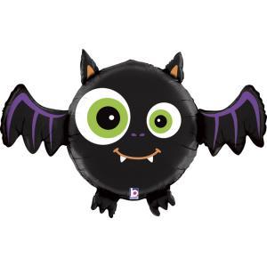 Folieballong - Dimensional Bat 56 cm