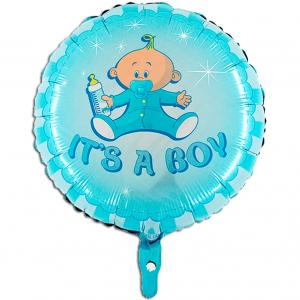 Folieballong - It´s a Boy 45 cm