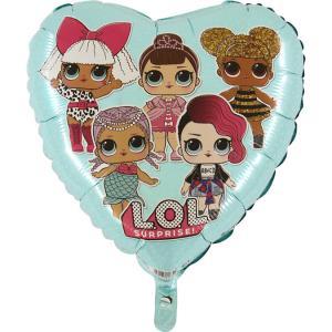 Folieballong - LOL Surprise Tiffany 45 cm
