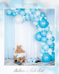 Balloon Arch Kit - Baby Blue