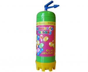 Helium - Engångsflaskor 220 liter 6-pack